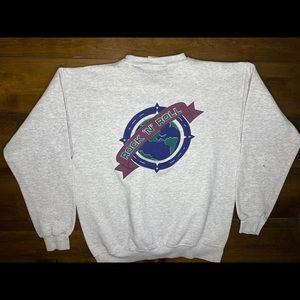 Vintage Hard Rock Cafe sweatshirt